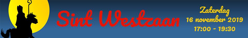 Sintwestzaan – Sinterklaasintocht Westzaan – Zaterdag 16 november 2019 – Gemeente Zaanstad